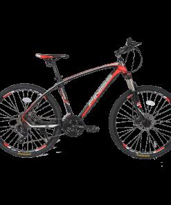 "26"" 24 Speed Aluminum Mountain Bike"