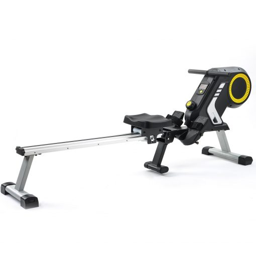 Magnetic Resistance Rowing Machine with Foldable Design