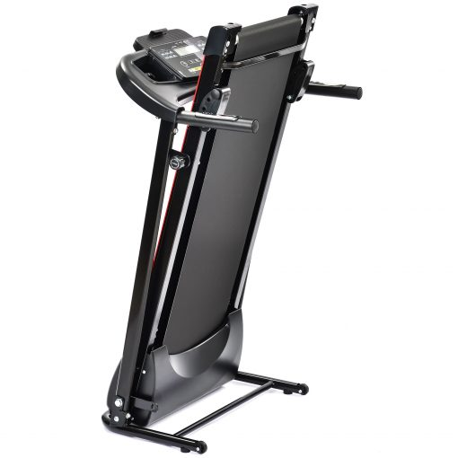 Folding Electric Treadmill Running Machine For Home, Black