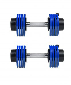 Adjustable Dumbbell Fitness Dumbbell With Handle And Weight Plate