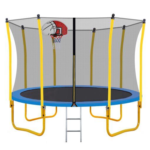 12FT Trampoline For Kids