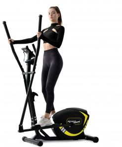 Elliptical Trainer Machine With 8-level Magnetic Resistance