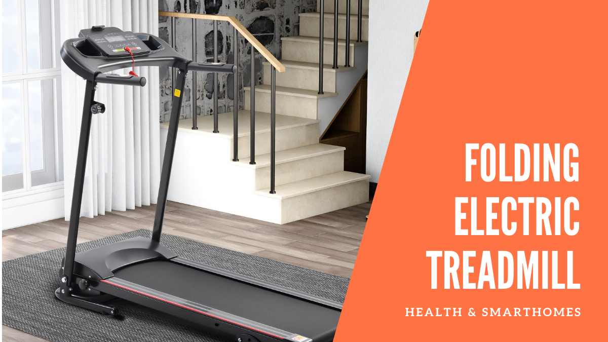 best electric folding treadmill for home use