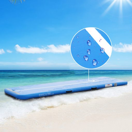 16FT Inflatable Tumbling Mat With Electrical Pump