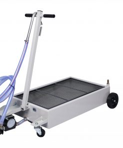 15 Gallon Low Profile Oil Drainer ,with Electric Pump