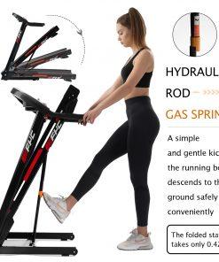 FYC Folding Treadmill for Home - JK43-5
