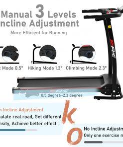 FYC Folding Treadmill for Home - JK0805E-1