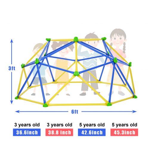 6FT Geometric Playground