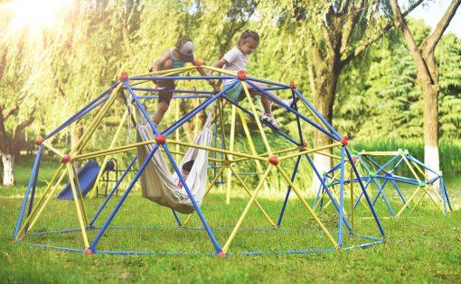 10ft Geometric Playground