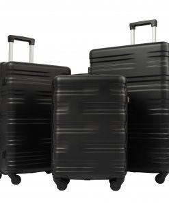 Hardshell Luggage Sets 3 Pcs 20'' 24'' 28''