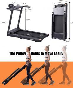 FYC Folding Treadmill for Home - JK68-1