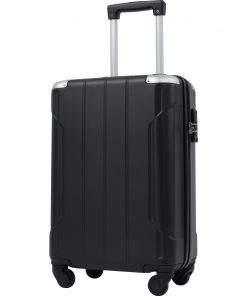 Lightweight 20'' Hardshell Luggage With TSA Lock