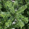 7.5FT Pre-lit Artificial Christmas Tree, Holiday Decoration