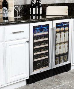 SOTOLA 24'' Wine Cooler Refrigerator