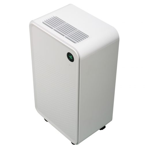 3,000 Sq. Ft. Dehumidifier with 2L Water Tank, Auto or Manual Drain, 30 Pint Dehumidifier for Medium to Large Rooms and Basements